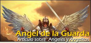 Articulo sobre el angel de la guarda