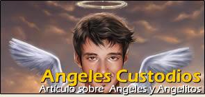 Artículo sobre los angeles custodios