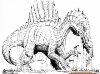Saur�podos y Hadrosaurios