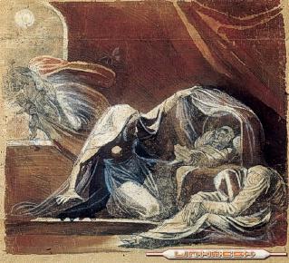 The Changelling de Henry Fuseli 1780