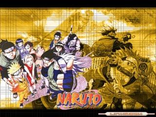La historia detr�s de NARUTO