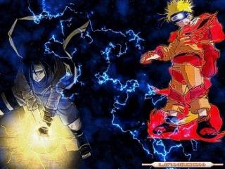 Galer�a de personajes en Naruto