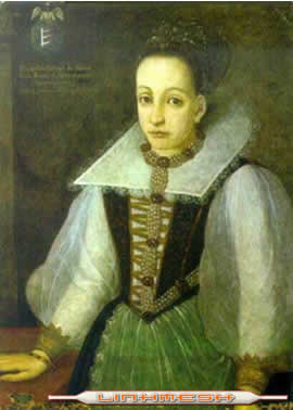 Retrato de Elizabeth Bathory