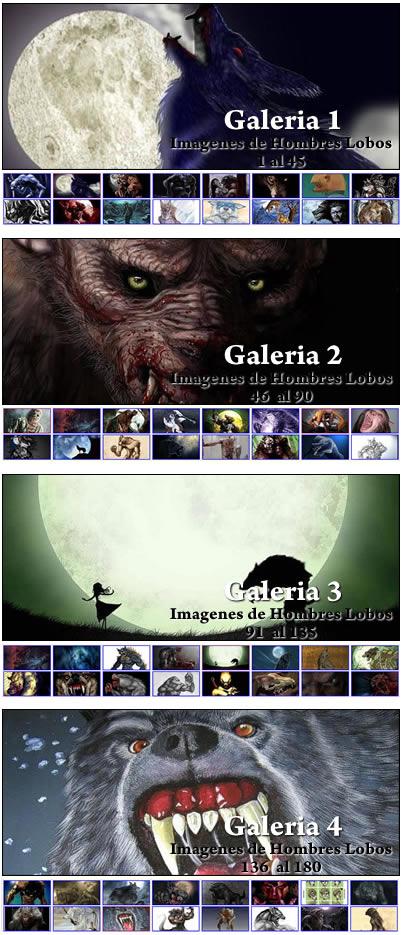 Galeria de Vampiros